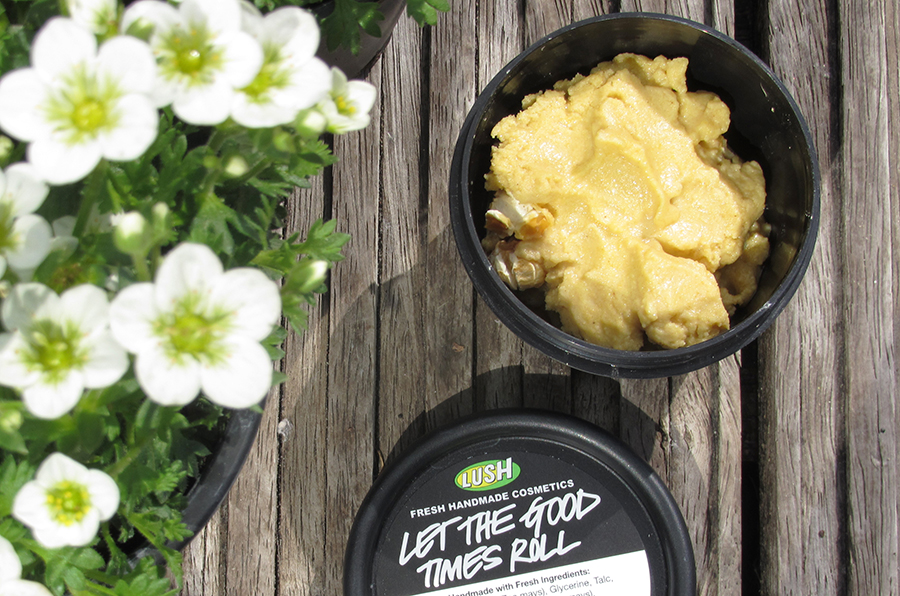 Image result for lush let the good times roll