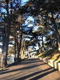 Walk to the Golden Gate